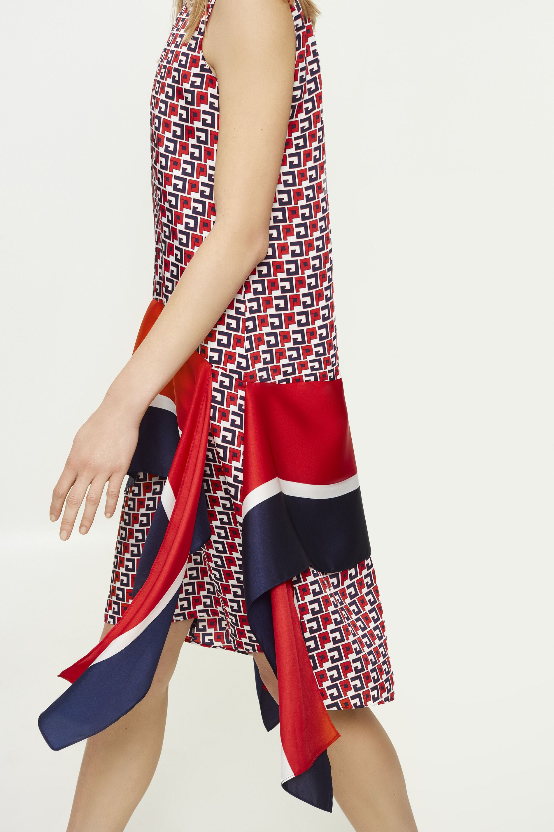 Vestido Fluido Asimétrico Logos Rebajas Mujer Purificación García Vestido Fluido Rebajas Mujer Asimetrico