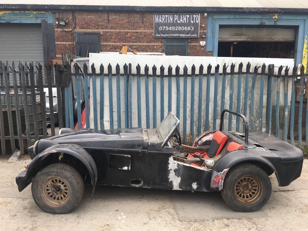 Dutton Phaeton Kit Car Bargain Unfinished Project Barn Find
