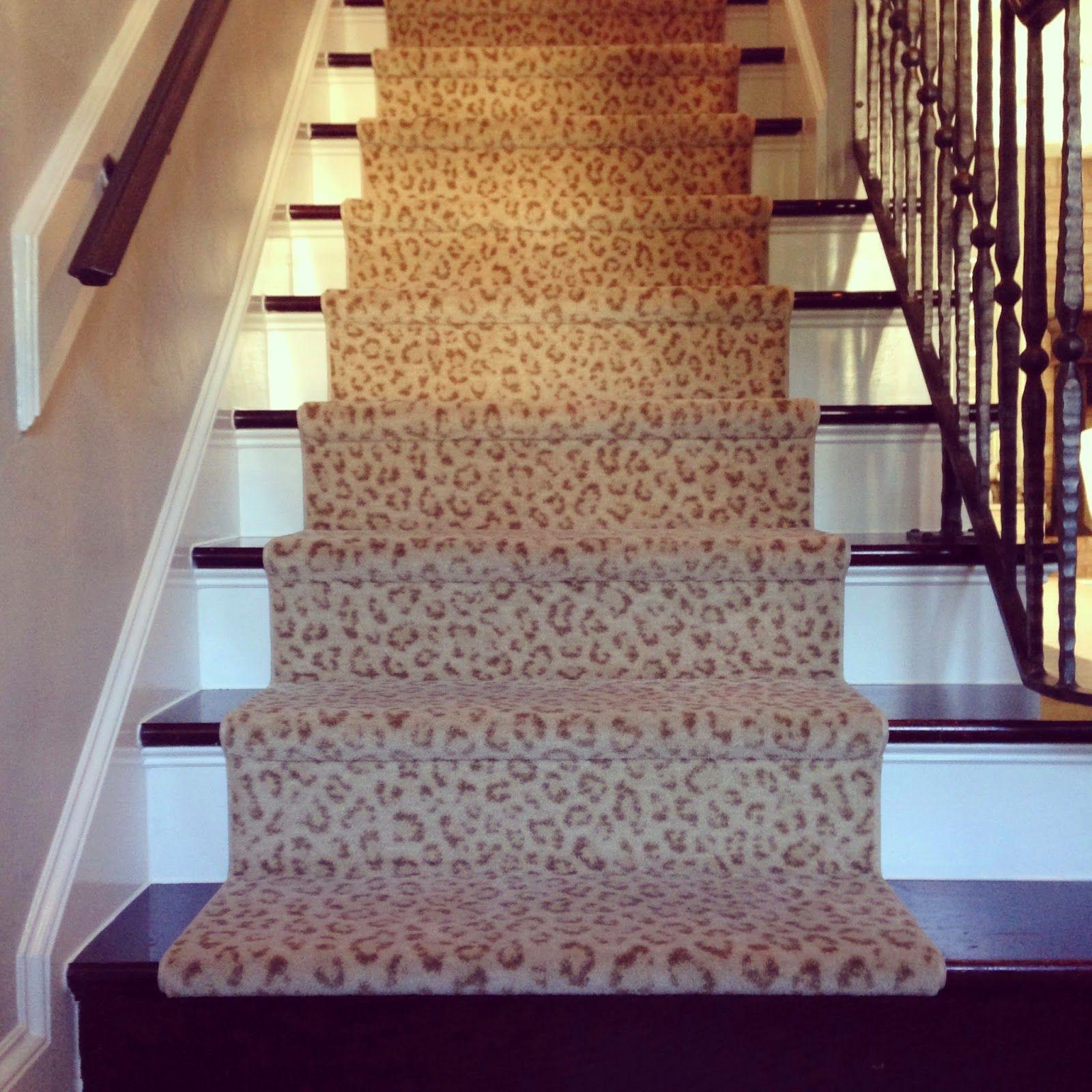 Best I Have A Leopard Stair Runner Leopard Pinterestdreams 400 x 300
