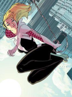 Woman of Power Challenge Spider Gwen | Comics Amino