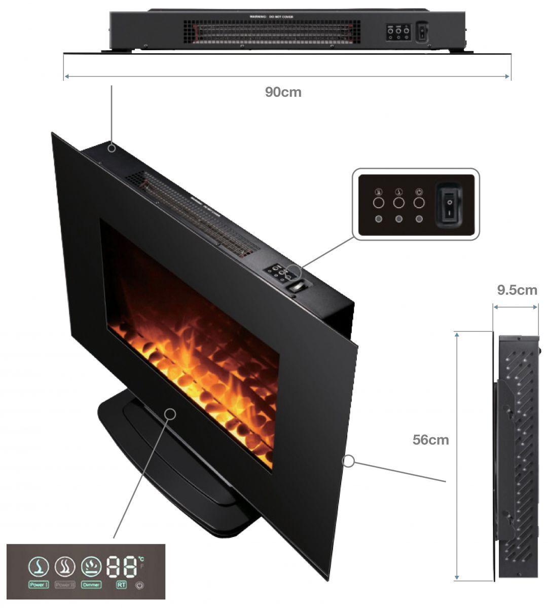 cheminee electrique kaminox 510