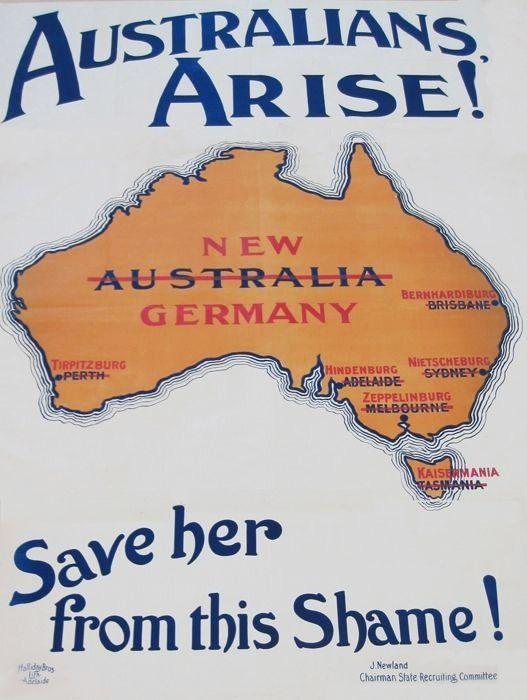 Australians Arise Save Her From This Shame World War I Propaganda Posters Ww1 Propaganda Posters Propaganda
