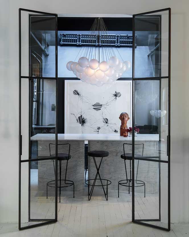 Apparatus Studio: свет и мебель из Нью-Йорка • Имя • Дизайн • Интерьер+Дизайн
