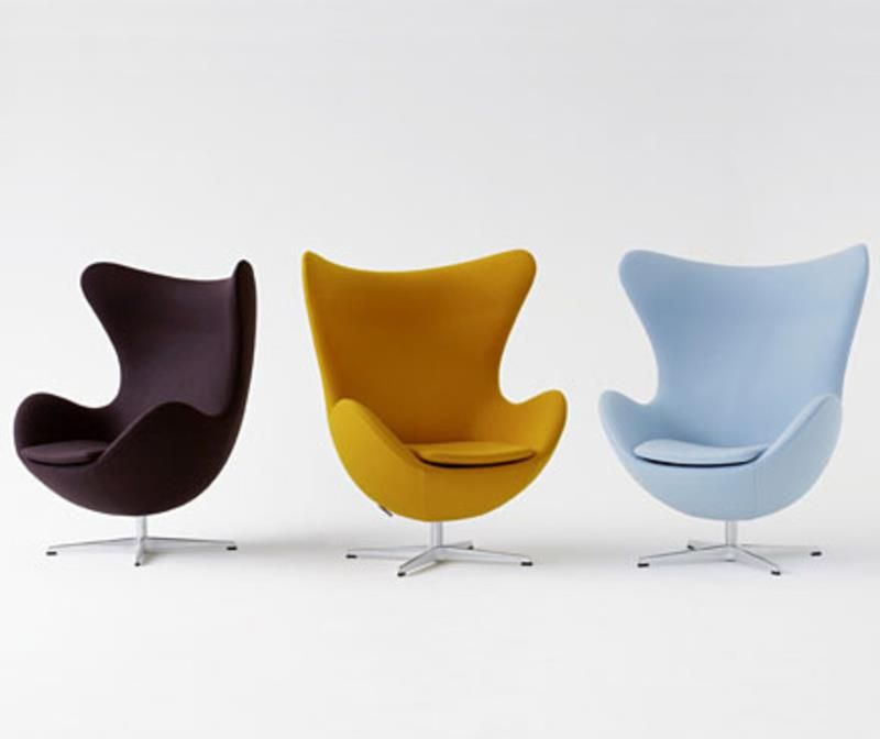 Ei Sessel Von Arne Jacobsen Design Mobel A Furniture Chair