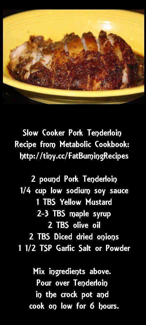 Pork Tenderloin by mrs. sparkle