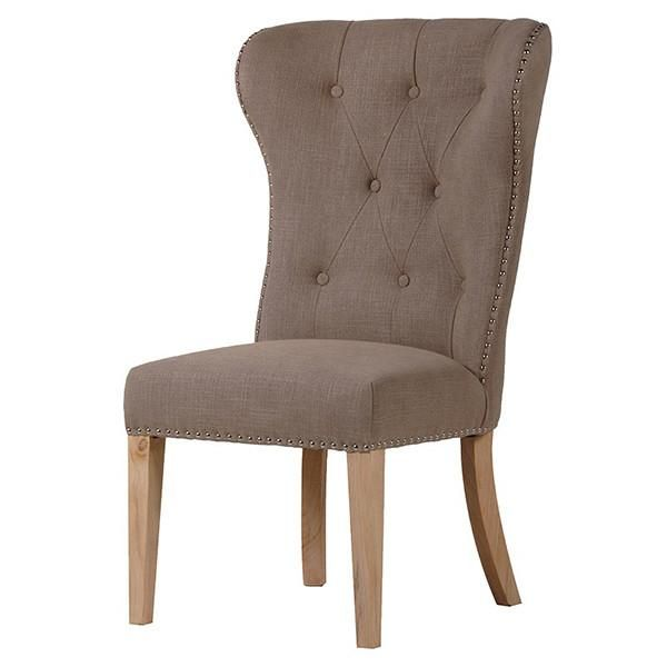 Morton Leather Dining Chair Dining Chairs Fabric Dining Chairs