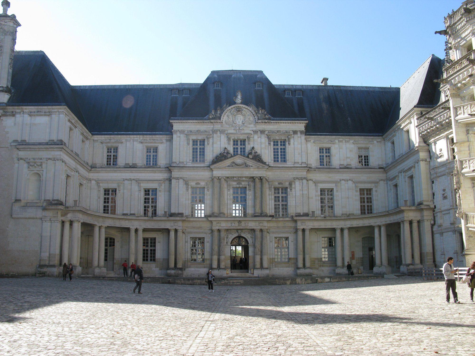 Ch¢teaux de Blois Aile Gaston d Orléans Cette aile classique fut