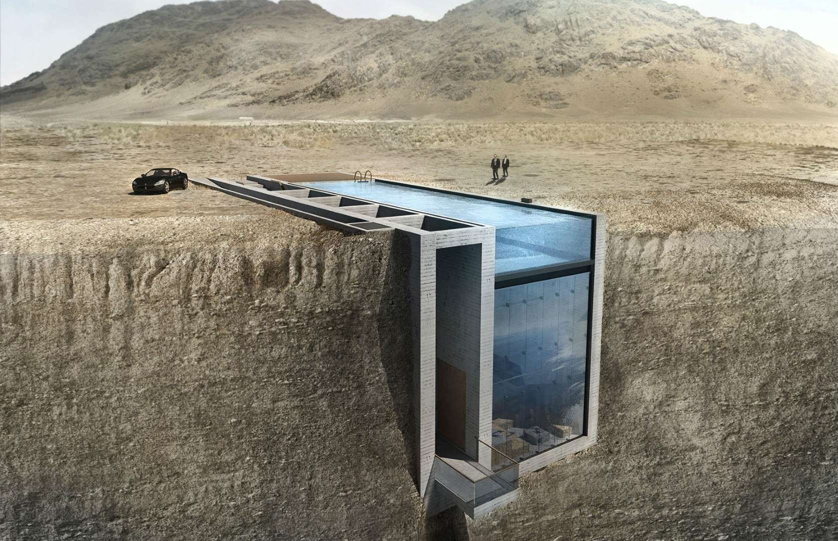We all enjoy a little privacy from time to time, and some architects have taken this concept to the ... - OPA
