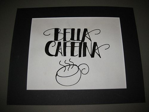 bella cafeina