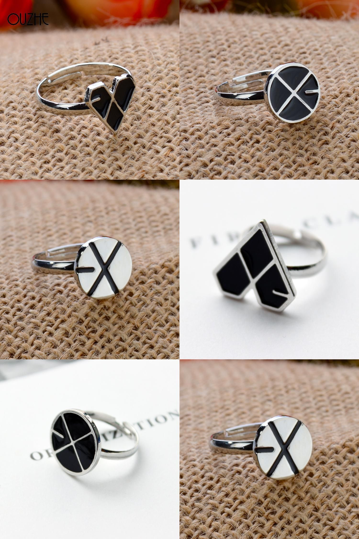 Exo Ring : Visit, South, Korea, Paragraph, Jewelry, Wholesale, #Advertisement, Aneis