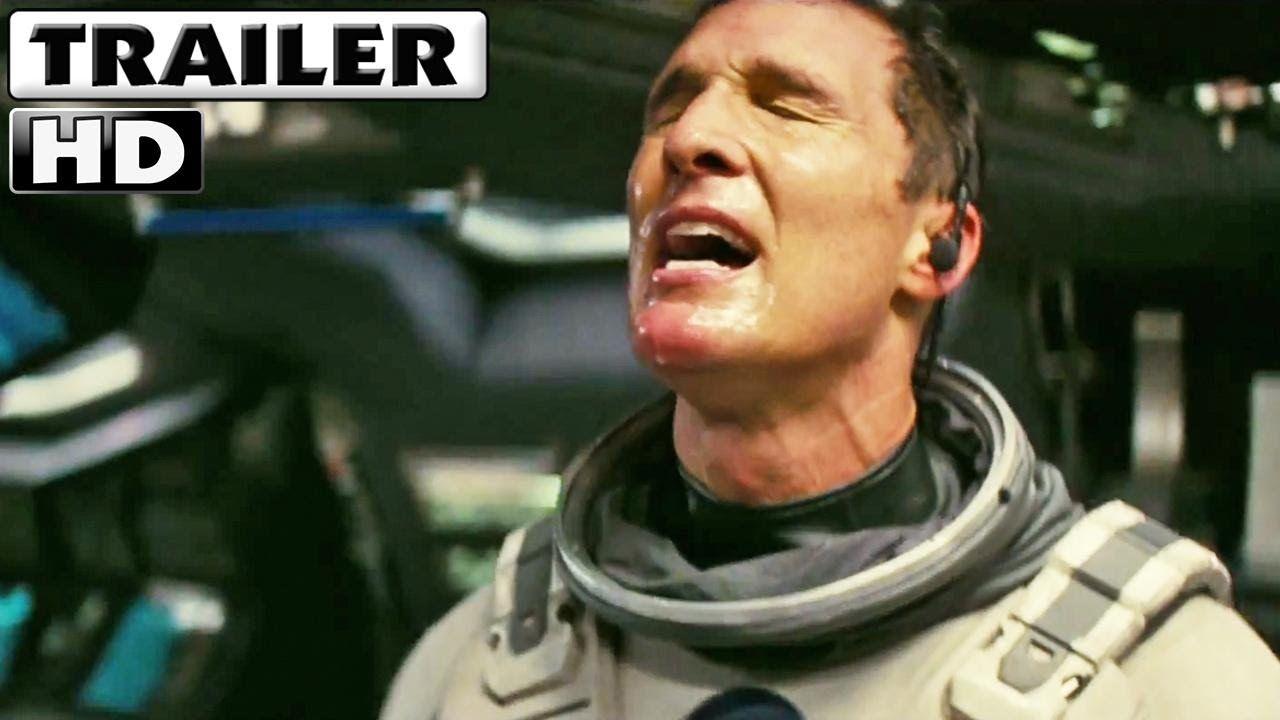 Interstellar Trailer 2014 Español