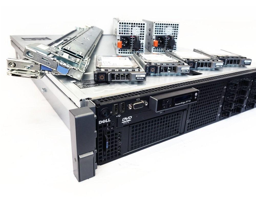 Dell PowerEdge R710 2 5