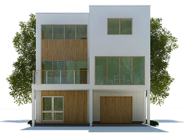 Fachadas Para Casas De Tres Pisos Modernas 48 Imagenes Ideas Y