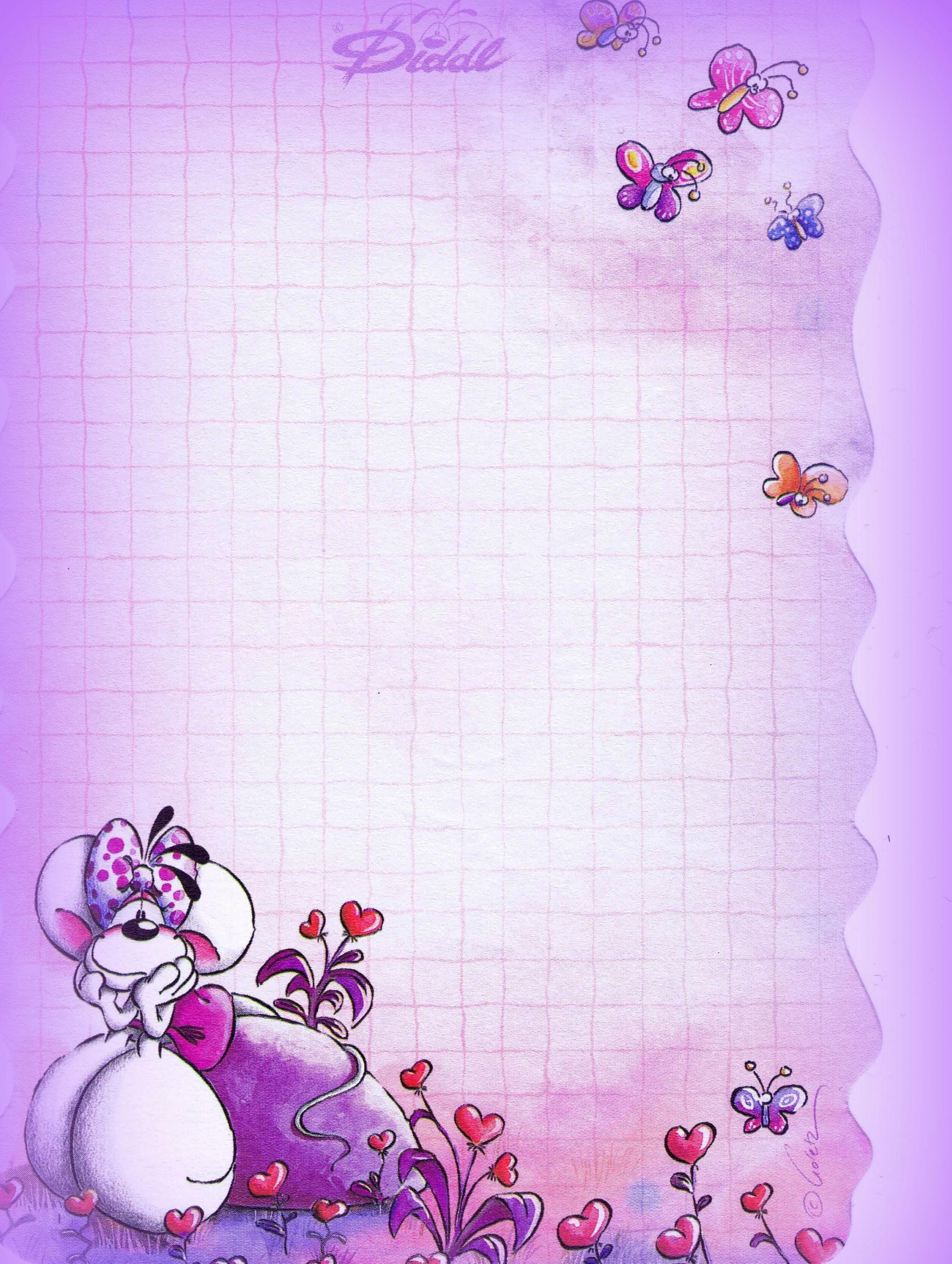 3 Diddlina <3 | Diddlmania | Pinterest | Briefpapier, Mäuse und ...