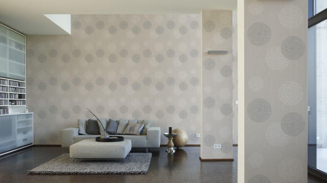 Livingwalls Tapete 937912; simuliert auf der Wand N\I - tapete modern