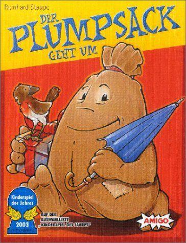 Der Plumpsack geht um - Spiel, ab 5 Jahre