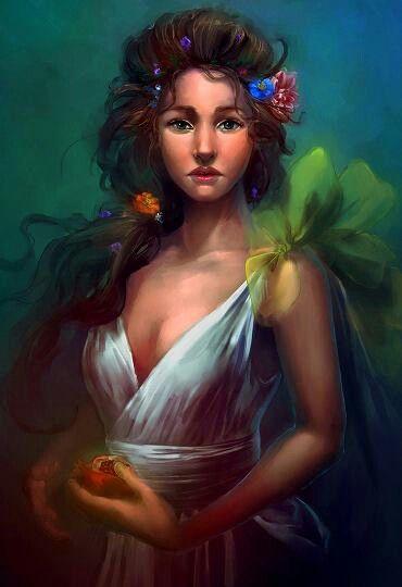 7f89b7c8817 Persephone Roman Mythology