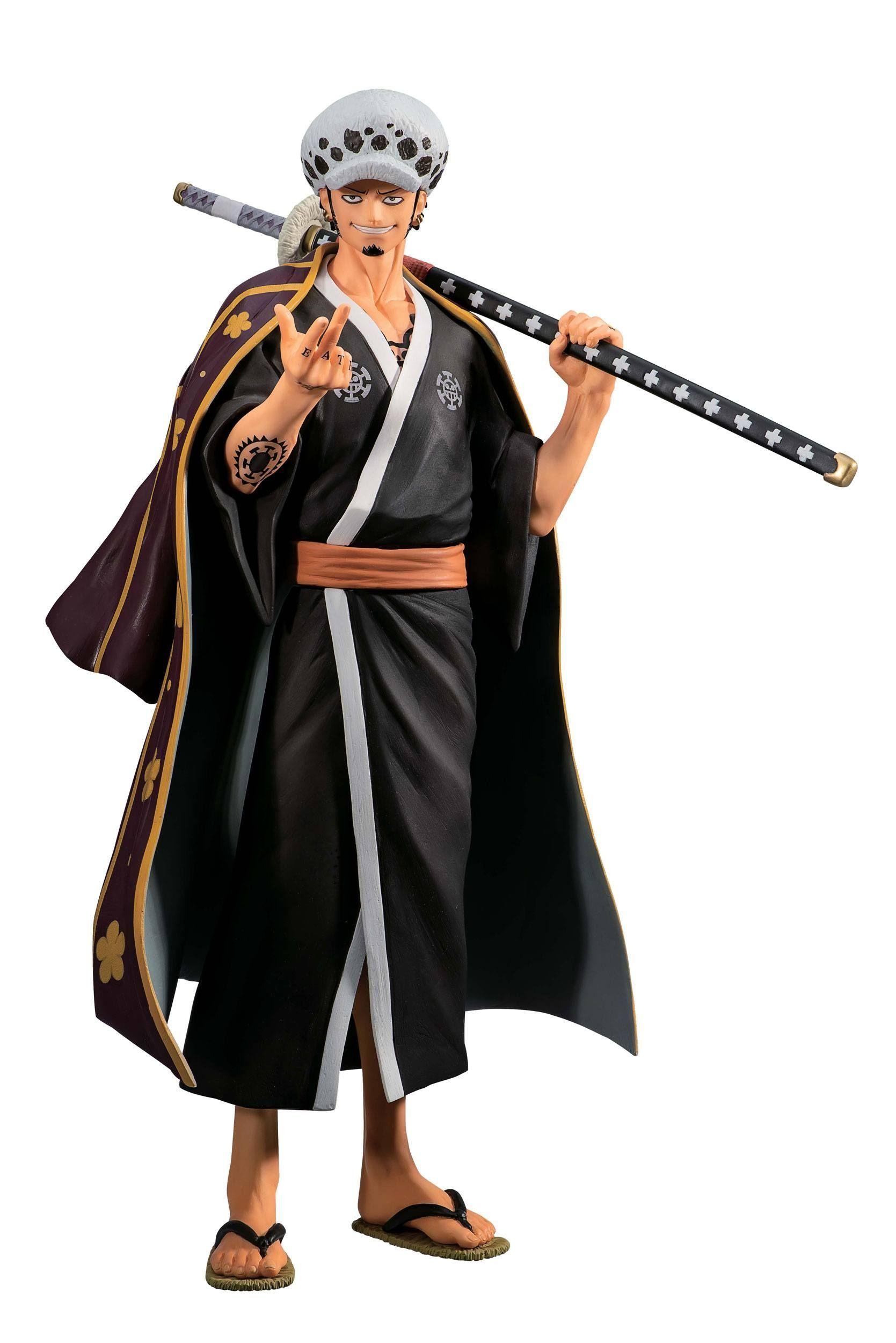 One Piece Trafalgar Law Ichibansho Bandai Spirits Pre Venta