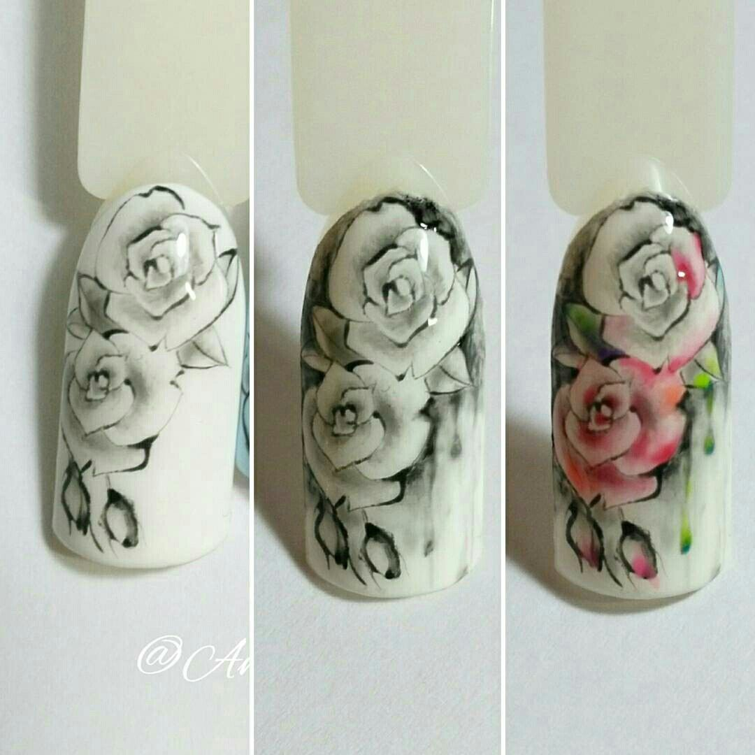 Pin de Livia en Nails 2   Pinterest   Diseños de uñas