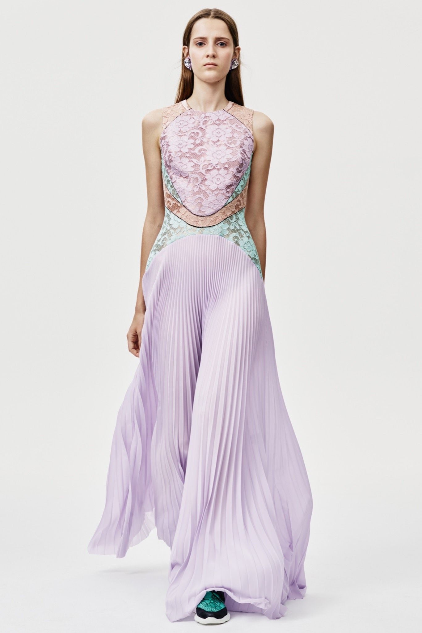 Christopher Kane Resort 2016 -this is stunning can't wait to see it on a red carpet or whatever