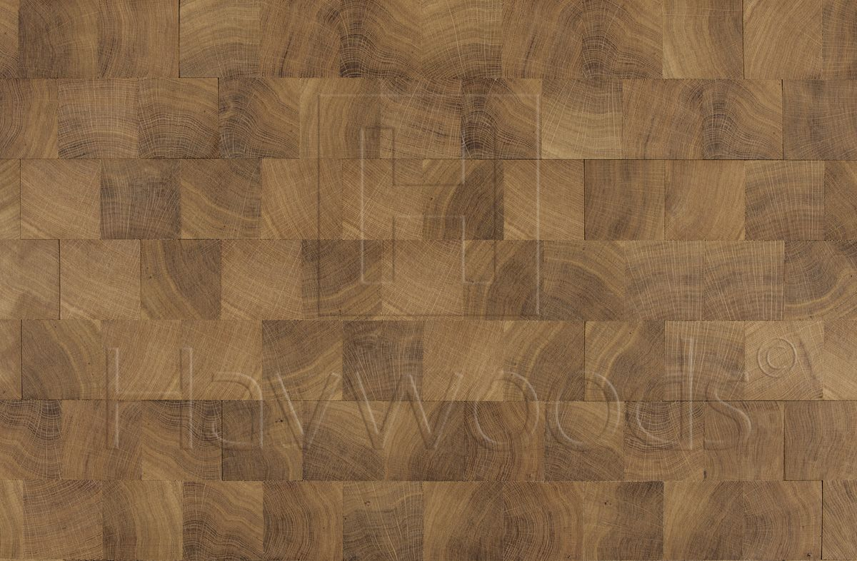 Hw1490 gold leaf end grain oiled solid block wood flooring for Wood floor knocking block