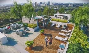 Image Result For Urban Condo Rooftop Terraces Roof Garden Roof Terrace Green Roof