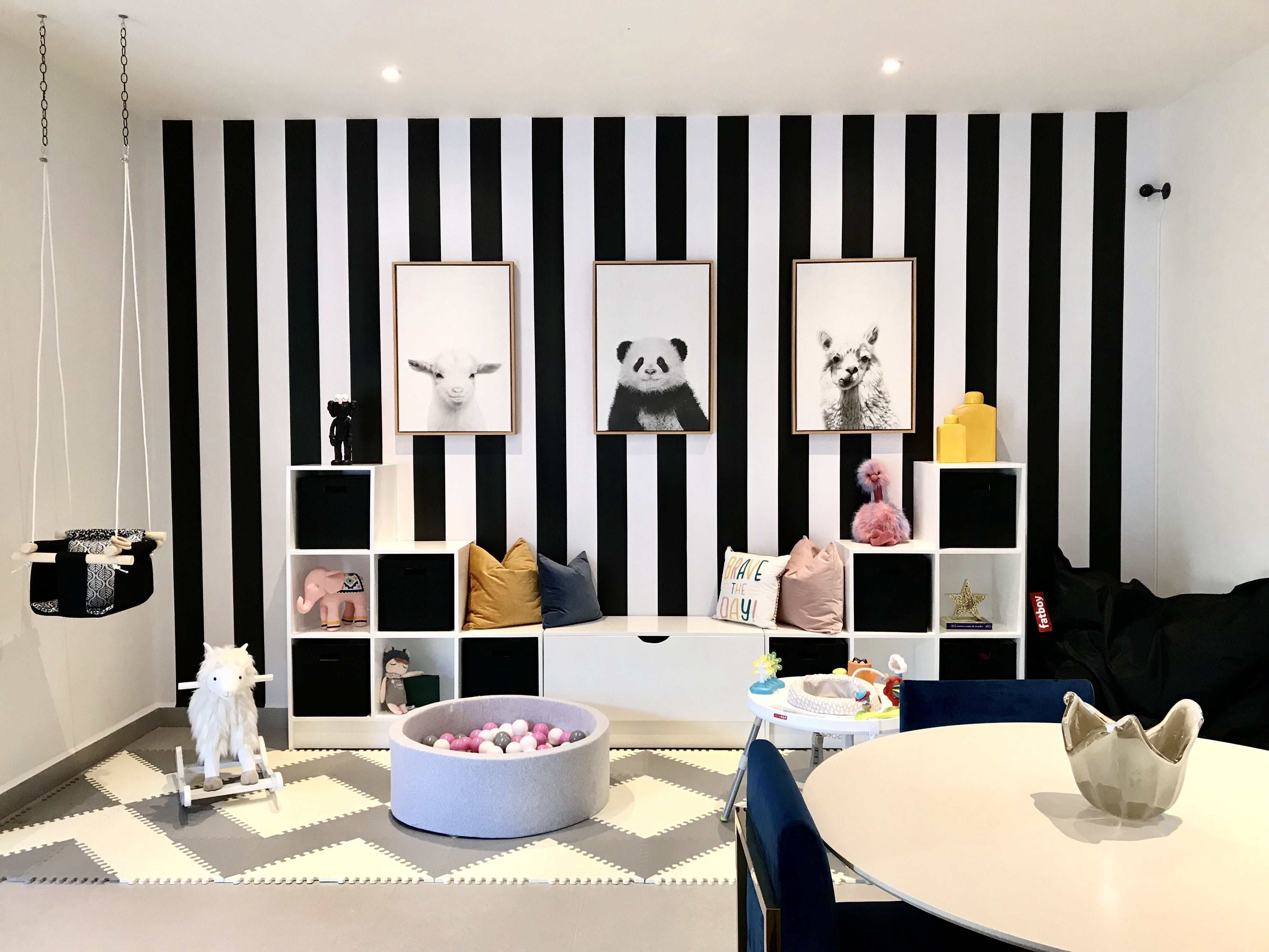Play Room Design