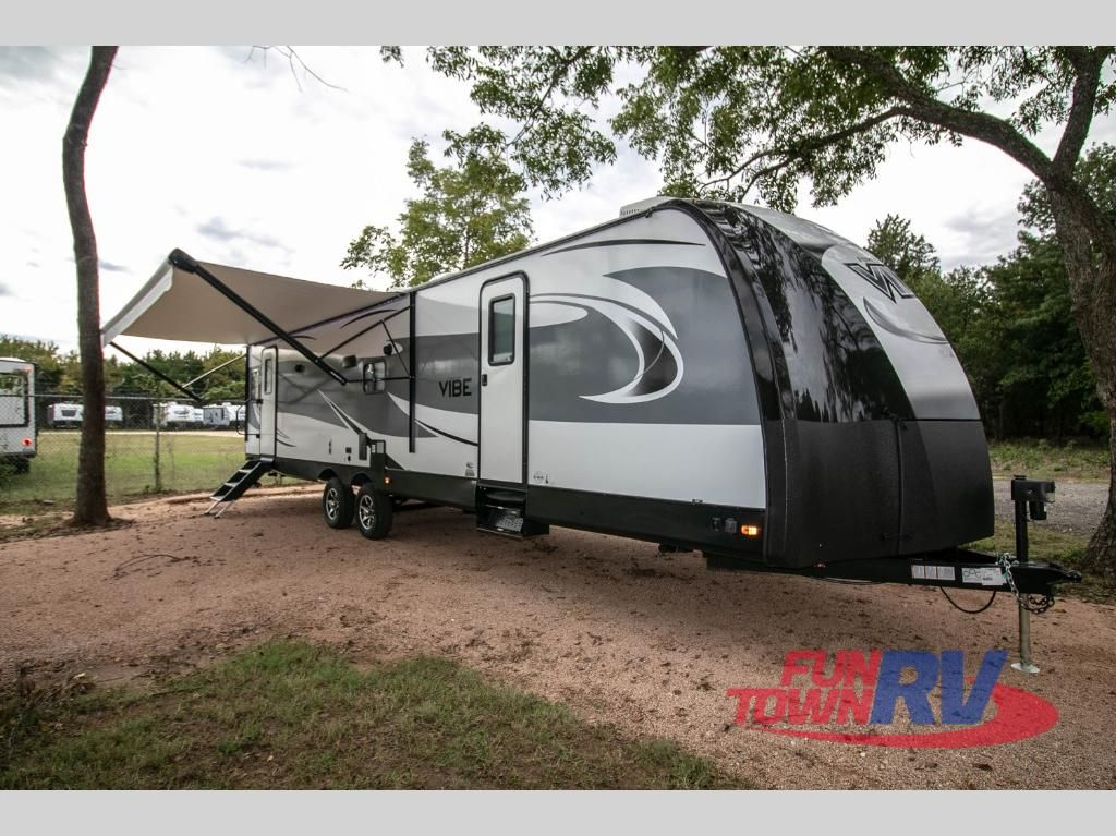 New 2019 Forest River Rv Vibe 278rls Travel Trailer At Fun Town Rv