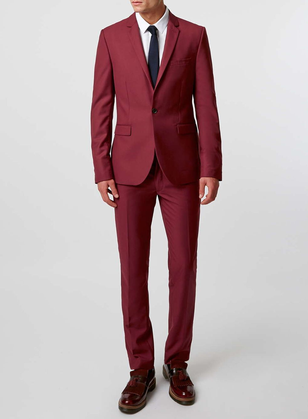 Topman Burgundy Maroon Red Suit Burgundy Suit Suits Grey Suit Shoes