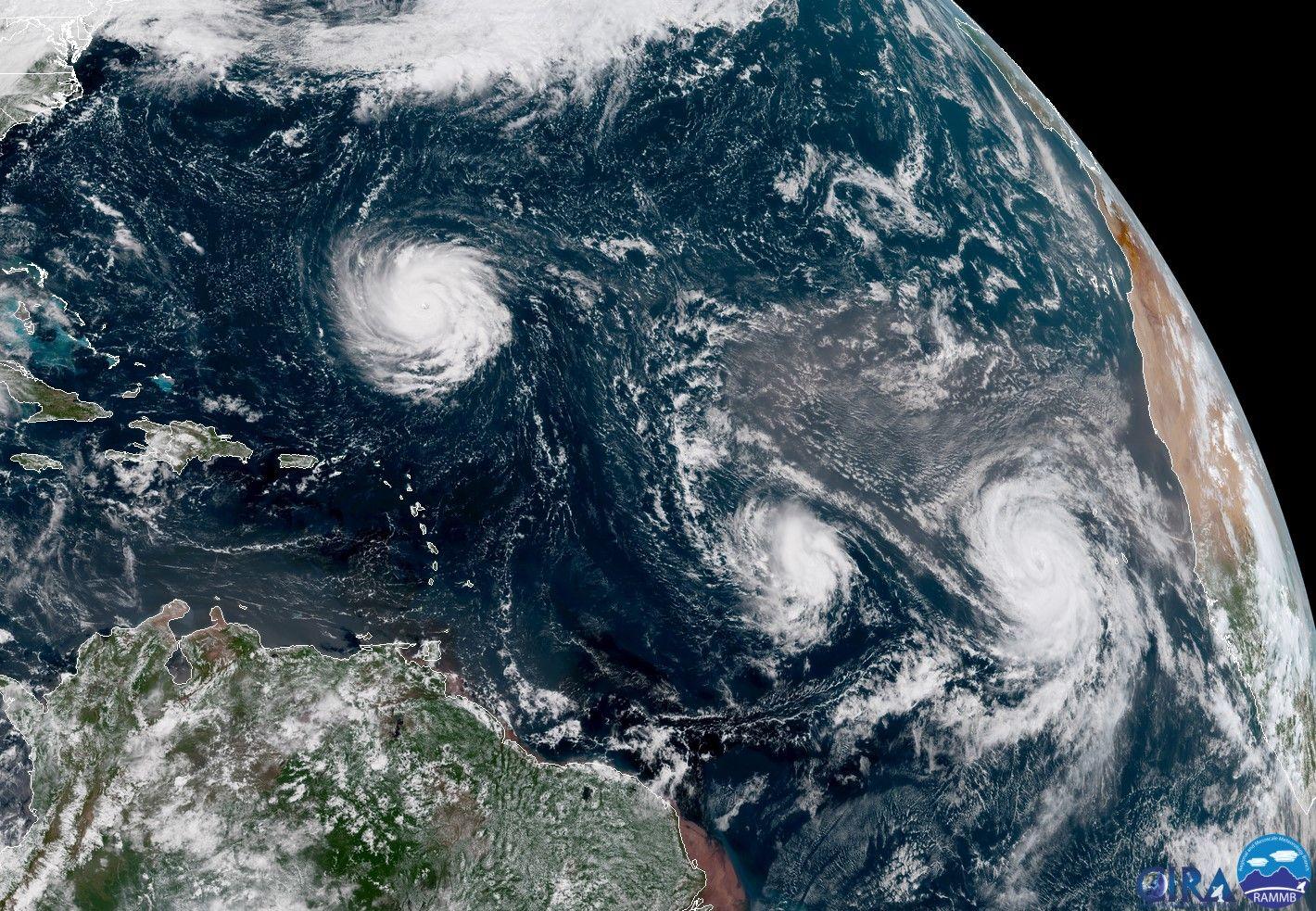 Hurricane Maria Inflicted Tree Damage Unprecedented In Modern Times Hurricane Season Hurricane Atlantic Hurricane