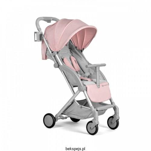 Kkwpilopnk0000 5902533908745 Lekka I Kompaktowa Spacerowka Pilot Rozowy Wozek Spacerowy To Stroller Kids Prams New Baby Products