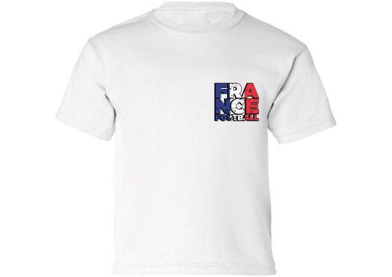 b1b5b4edb France Football Toddler Shirt French Soccer Tshirt French Football 2018  Tshirt French Kids Shirt Gif