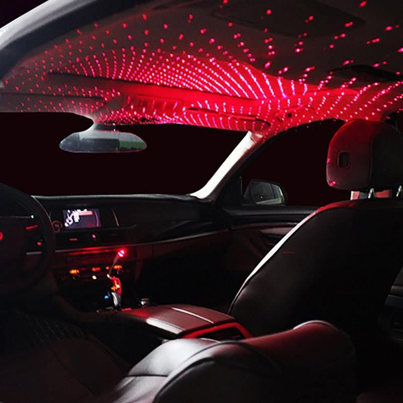 Star Ceiling Light Usb Plug Projector In 2020 Star Night Light Roof Light Night Light Projector