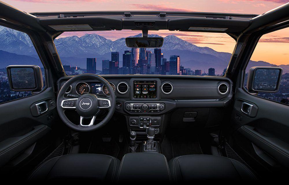 202 Jeep Gladiator Reveal Desktop Interior 0 Petrol