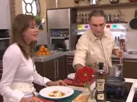 Receta De Gambas Al Ajillo Jose Andres Spanish Tapas Tv