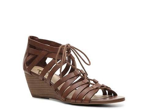 a7f6da8432c Crown Vintage Addie Wedge Sandal