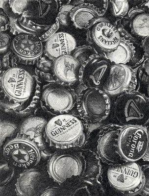 Illustration and Art - April Best's Portfolio. Beer bottle ...