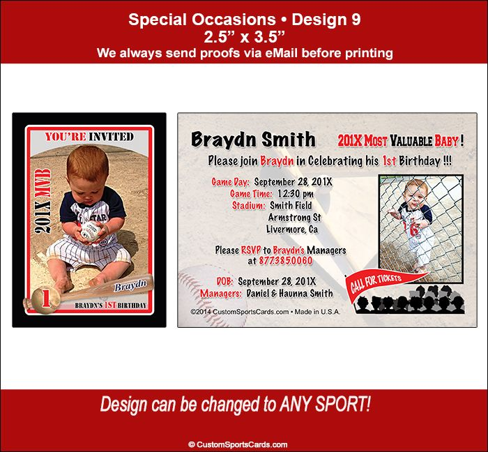 Trading Cards Special Occasions Sample   Thank You Trading Cards