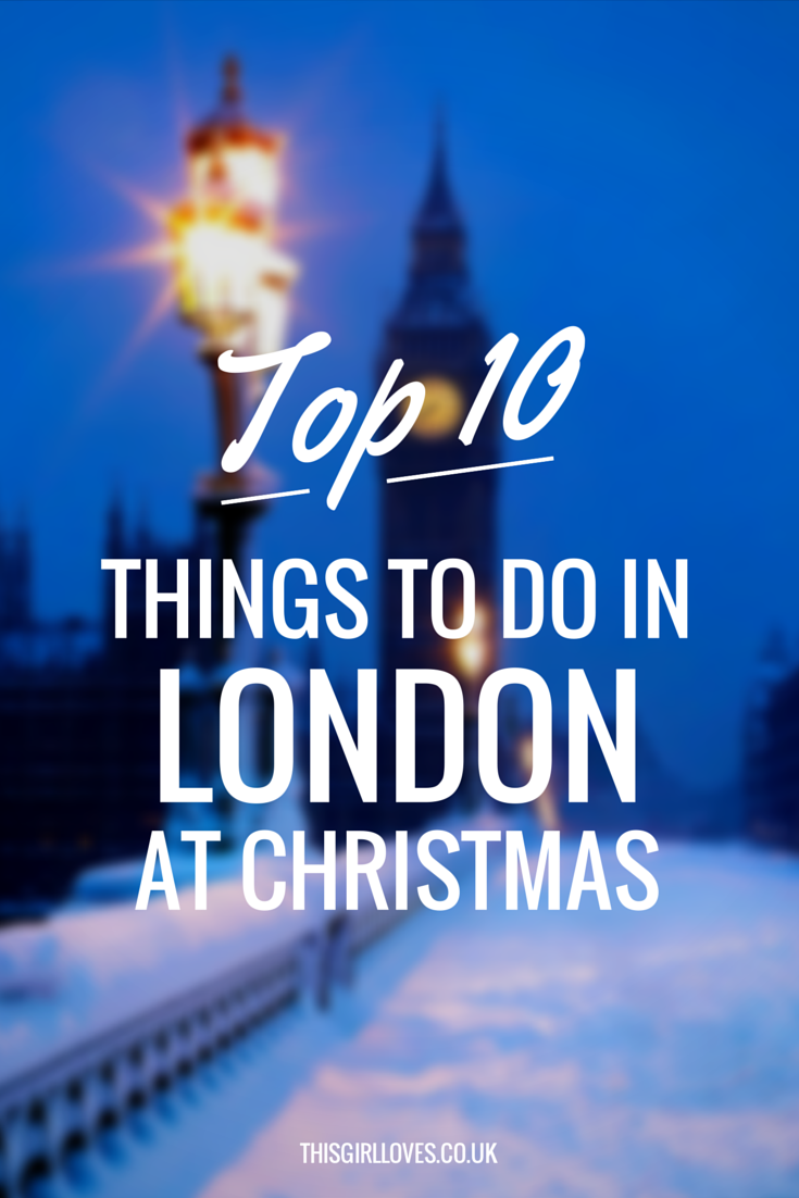 """A very Happy Holiday Season and Thank You to all my wonderful """"All Things British"""" Followers ~ Cinda Unique and Different Things to do in London at Christmas #london #top10"""