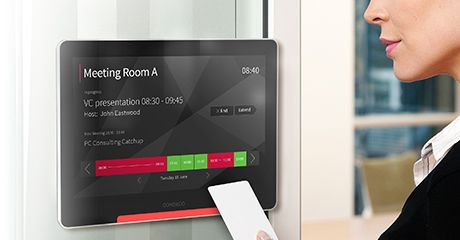 Condeco Digital Room booking system | Offices | Pinterest | Room ...