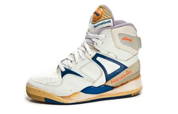 df8d1d4a90b The 25 Greatest Sneaker Innovations Of All TimeThe Pump