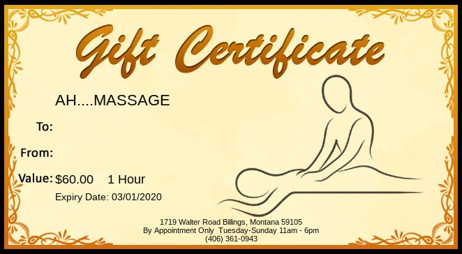 Free Massage Gift Certificate Template 01 Massage Gift Certificate Template Massagegiftcer In 2021 Massage Gift Certificate Massage Gift Gift Certificate Template