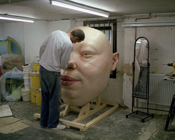 Ron Mueck Sculptures Sculpt Club Hyper Realistic