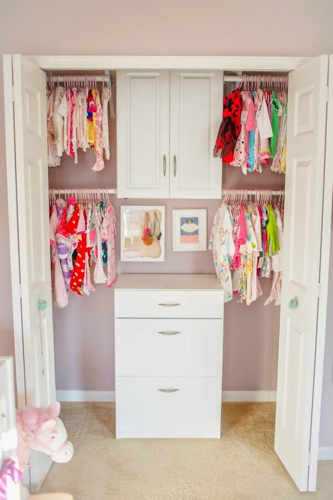 7 Closet Hacks to Make the Most of Your Space Baby