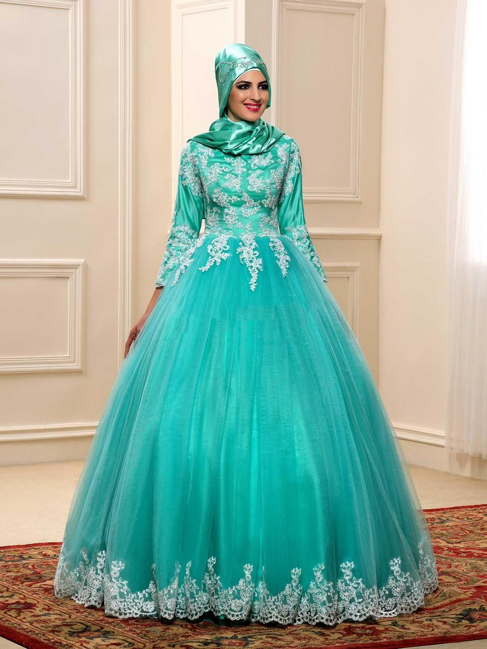 For the islamic bride