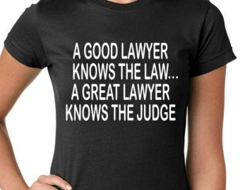 Articoli unici per lawyer shirt | Etsy