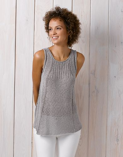 Book Woman Chic 89 Spring / Summer | 8: Woman Top | Pearl light grey ...