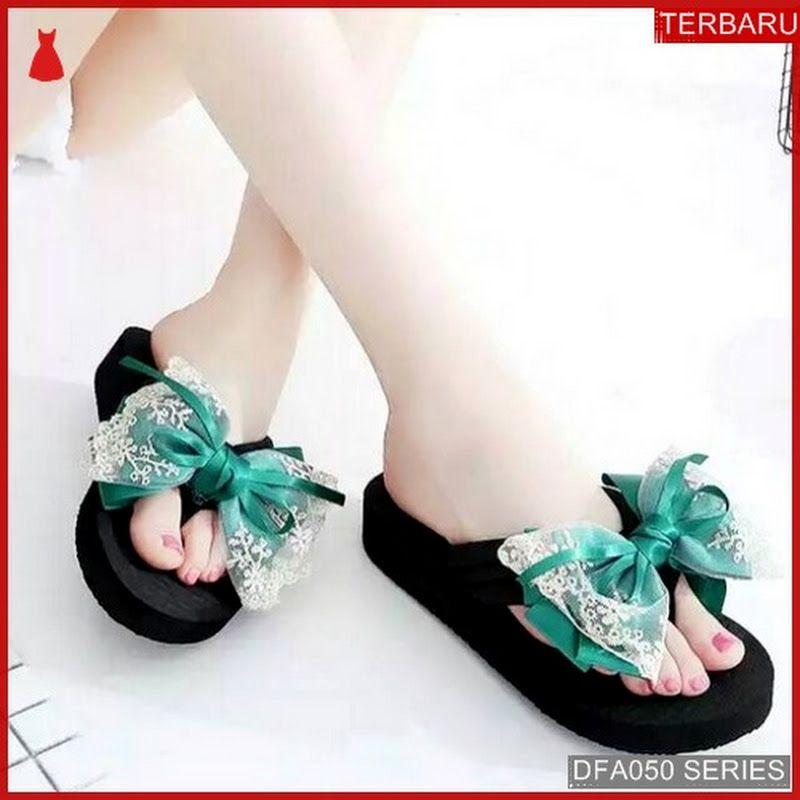 Dfa050p31 Pd13 Sandal Wedges Arisha Wanita 8551 Dewasa Bmgshop