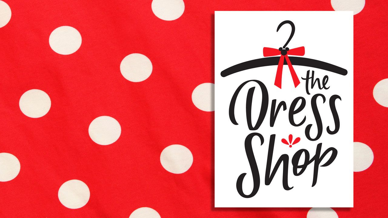 I. Cannot. Wait.   The Dress Shop coming to Disney Springs looks AMAZING!