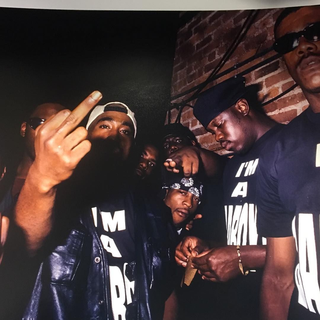 "Diddy S Rare AF 2Pac Notorious B I G Pic ""Bet Y All Never Saw"